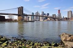 Brooklyn Bridge (SpecialKRB) Tags: newyorkcity brooklyn rocks brooklynbridge brooklynbridgepark karenblumberg specialkrb
