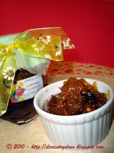 Confettura di arance e fichi secchi (1)