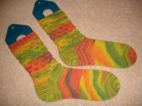 Half Century socks 002