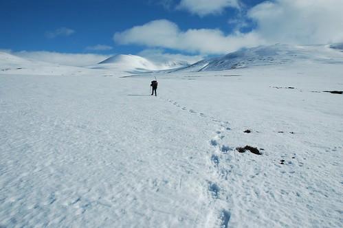 En Route to Coire Lochan nan Eun