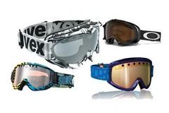 Lyžařské brýle - drahá přívětivost