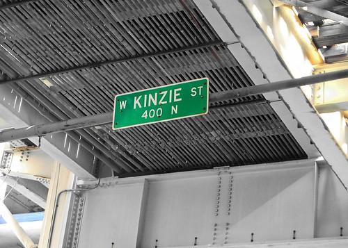 Kinzie Street