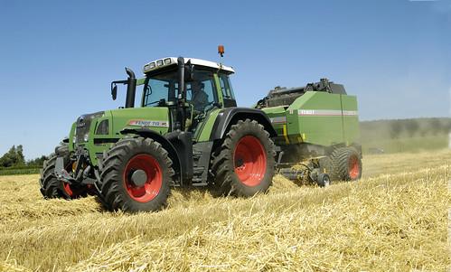 FENDT 700 Vario, modele 712, 714, 716, 718 Vario - ciągniki rolnicze, traktory FENDT - Korbanek