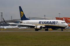 EI-EFA - 35005 - Ryanair - Boeing 737-8AS - Luton - 091214 - Steven Gray - IMG_5226