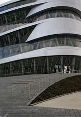 Mercedes Benz Museum (Surah Estro) Tags: mercedesbenzmuseum stuttgartk10d