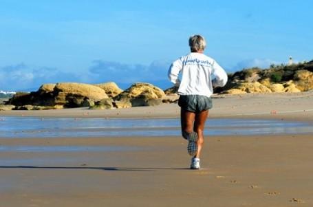 A. Pichrtová: Uvolněnost a ekonomičnost běhu