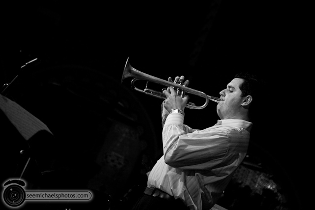 New Standard Jazz Quintet at Tango Del Rey 32110 © Michael Klayman-018