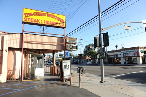 The Great Western Steak and Hoagie Co Venice Beach