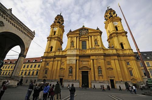 Thumbnail from Theatine Church