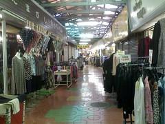 Ebisu-dori shopping archade