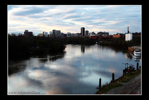 Richmond from the Boathouse