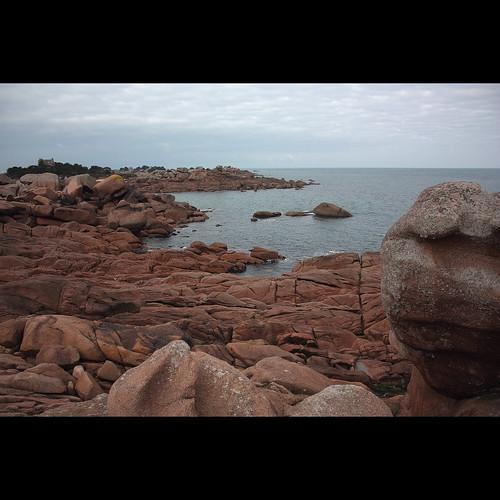Côte de Granite Rose