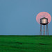 The old water tower at Josephine, Texas
