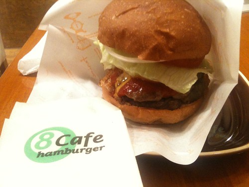 8 hamburger cafe