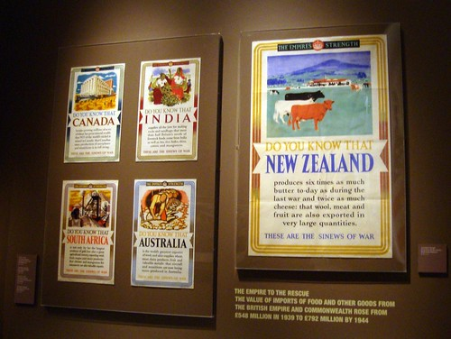 food imports ww2 uk ministry of food iwm