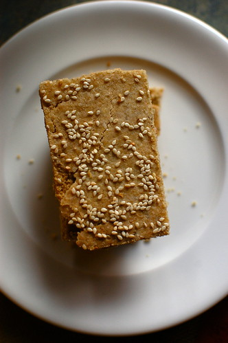 quinoa crackers with seeds | Gluten Free Girl