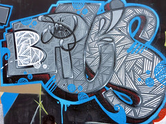 Brus Graffiti (ideacat) Tags: barcelona street urban art wall graffiti mural paint bcn artbrut carrer paret 2010 steetart brus