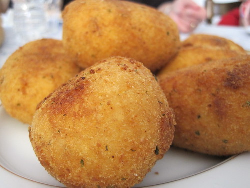 National Arancini Day: May 1st 2010