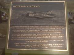 Miles Master Mk.III W8474