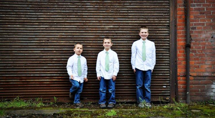 Boys April 2010