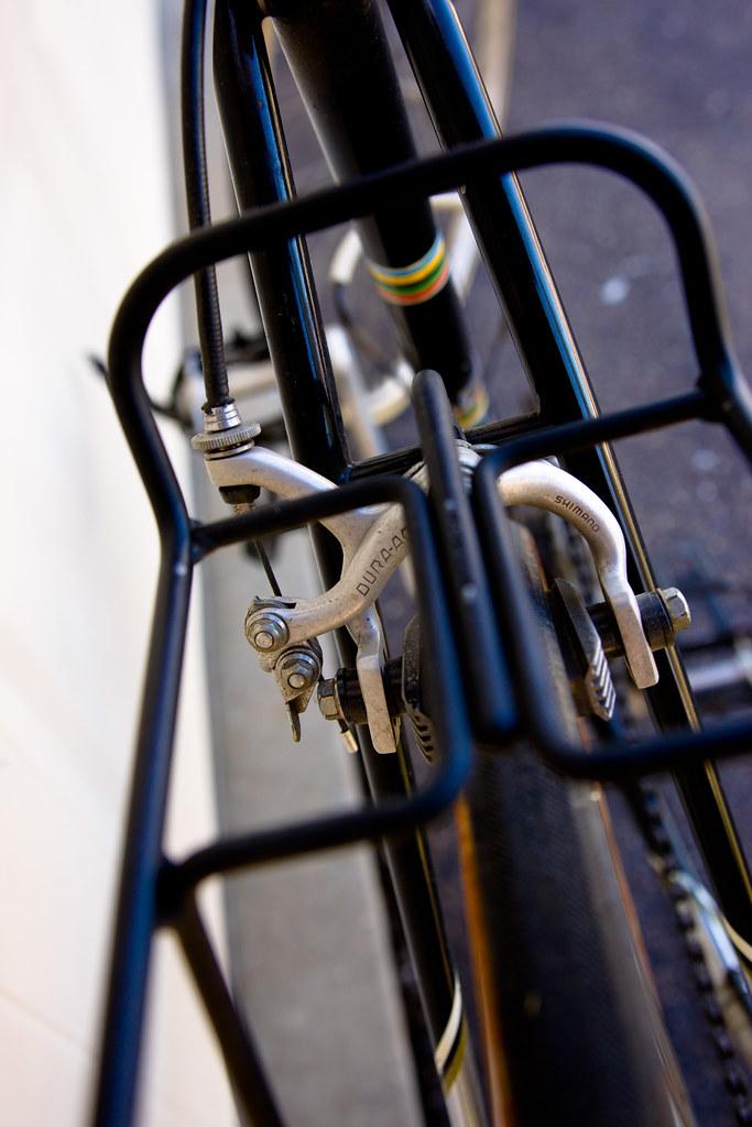 Vingtage Romic Touring Bicycle