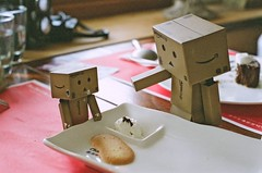 () Tags: film toy toys amazon taichung danbo contaxnx  100320 danboard     contaxn5014