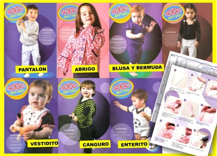 Hace Ropa Para Niños!! 25 Modelos Con Moldes Y Paso A Paso - 5924603 ...