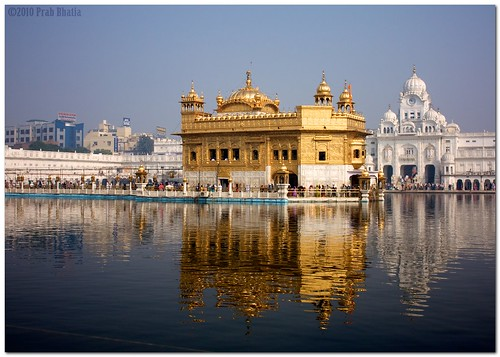Golden Temple - Amritsa