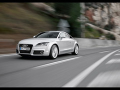 2011 Audi TT Coupe pictures