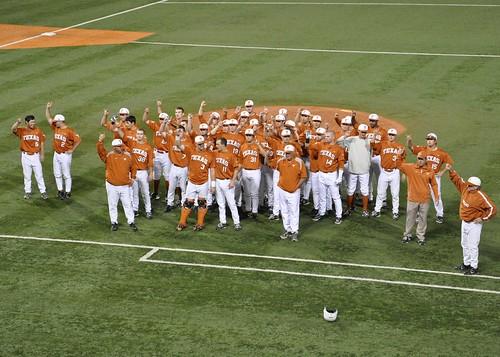 Texas Longhorn Baseball