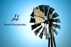 20091121-H Brand photography windmill Dec 09 copy (h brand photography) Tags: art western ranchart hbrand fineartfinephotography