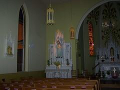 St. Ambrose Church (stahrman) Tags: county church saint st catholic roman mary indiana jackson christian virgin seymour ambrose stahrman bstahr