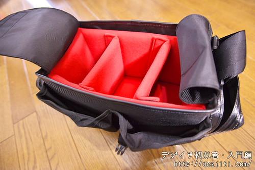 防水カメラバッグ(デジタル一眼レフ用)