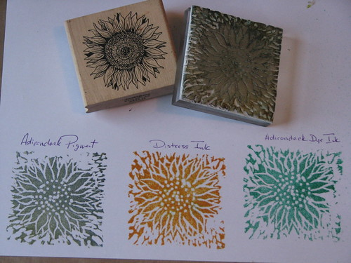 Faux Wood Carved Stamps 011