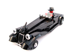 The Devil's Motor Car (Sir Nadroj) Tags: car team nathan lego devil motor lugnuts