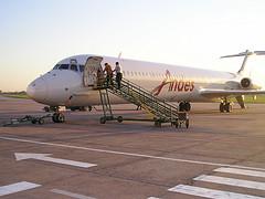 Andes: En junio comenzarán los vuelos Iguazú – Mendoza – Bariloche