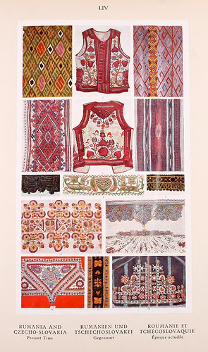 015-Rumania y Checoslovaquia principios del siglo XX-Ornament two thousand decorative motifs…1924-Helmuth Theodor Bossert