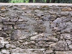 """Il muro """"restaurato"""""""