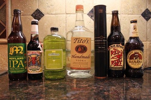 My Eclectic Shopping Spree at Bevmo 1