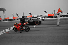 Ducati vs ZO6 vs Elise | Racing (Tareq Abuhajjaj | Photography & Design) Tags: red bw black race speed design elise top gray fast gear racing lap vs manual ducati v8 ls7 tareq zo6     alreem          tareqdesigncom tareqmoon