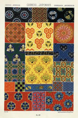 006-Ornamentos policromados chinos y japoneses-Das polychrome Ornament…1875