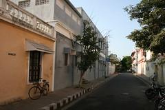 rue romain rolland IMG_2920 (helloIamAldo) Tags: india pondicherry puducherry