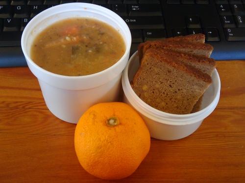 #411 - Bean Soup