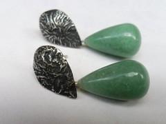 orvalho (elviraconsentino.joias) Tags: brincos jewel earing jias handmadejewellery silverjewel joalheriaartesanal jiadeprata