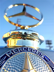 I've followed that star for a lot of miles. (mercedesmotoring) Tags: classic car sedan vintage emblem francis mercedes benz diesel d chrome mercedesbenz 1976 jg 240 pristine 240d mercedesmotoring mercedesmotoringcom