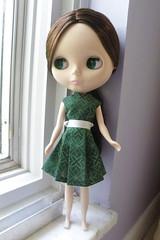 Tara Dress for Blythe