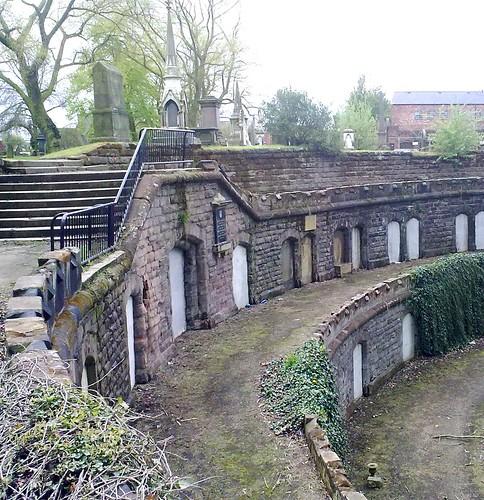 Warstone Lane Cemetery Catacombs Birmingham 020510