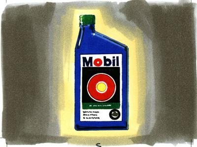 MobilOil 5