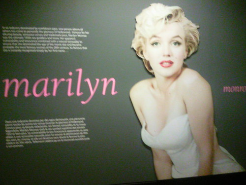 Jersey Museum Marilyn Monroe exhibition