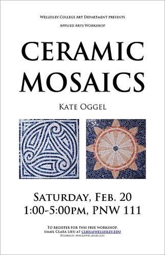 Ceramic Mosaics Poster